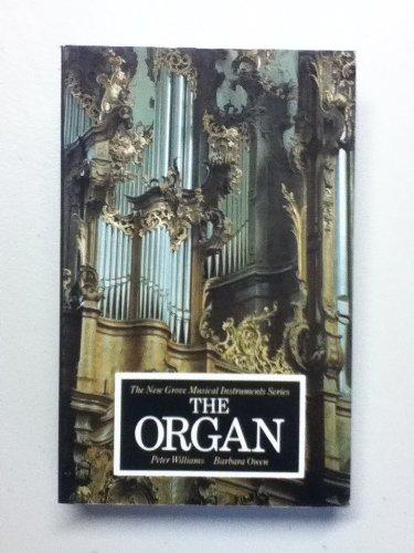 9780393305166: Organ (Grove Musical Instrument Series)