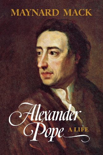 9780393305296: Alexander Pope: A Life