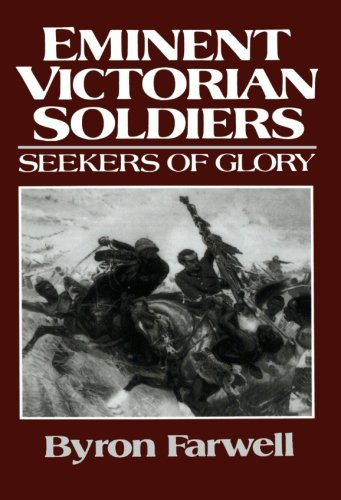 9780393305333: Eminent Victorian Soldiers: Seekers of Glory