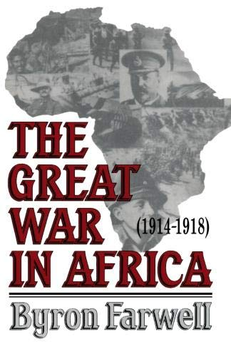 9780393305647: The Great War in Africa: 1914-1918