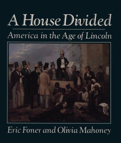 9780393306125: A House Divided: America in the Age of Lincoln