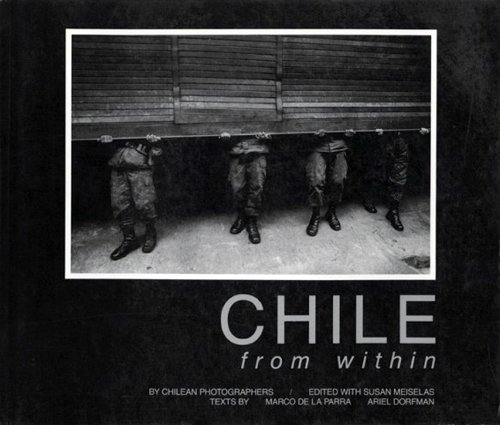 Chile from within: Susan Meiselas