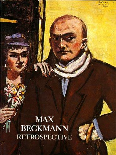 9780393306842: Max Beckmann: A Retrospective