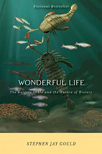 9780393307009: Wonderful Life – The Burgess Shale and the Nature of History