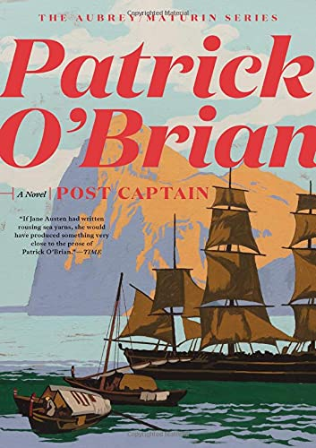 9780393307061: Post Captain (Aubrey-Maturin)