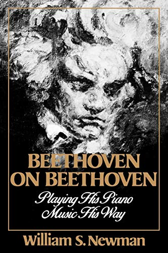 9780393307191: Beethoven on Beethoven: Playing His Piano Music His Way