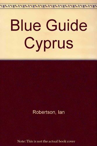 9780393307306: Blue Guide Cyprus