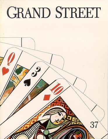 9780393307412: Grand Street 37