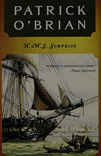 9780393307610: H.M.S. Surprise (Aubrey Maturin Series)