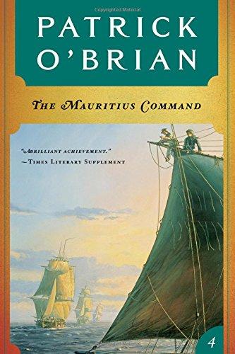 9780393307627: The Mauritius Command