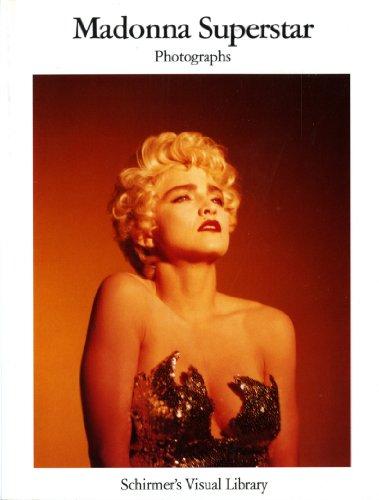 9780393307665: Madonna Superstar: Photographs (Schirmer's Visual Library)