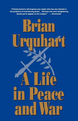 9780393307719: A Life in Peace and War