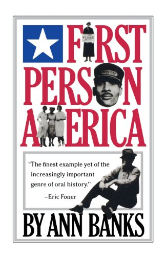9780393307818: First Person America