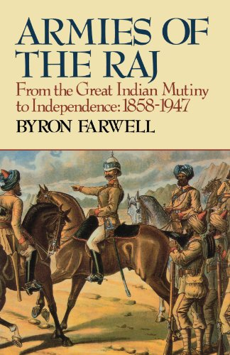 9780393308020: Armies of the Raj: From the Great Indian Mutiny to Independence, 1858-1947