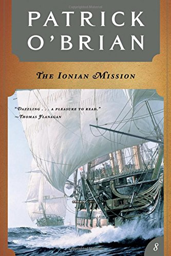 9780393308211: The Ionian Mission (Aubrey-Maturin (Paperback))