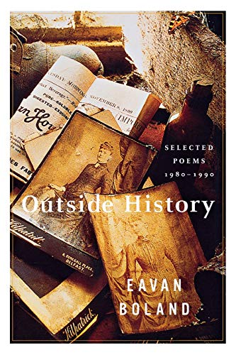 9780393308228: Outside History: Selected Poems, 1980-1990