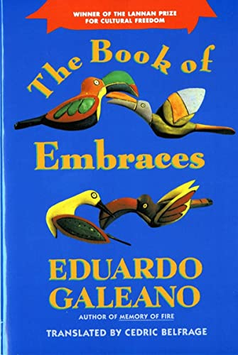 9780393308556: Book of Embraces
