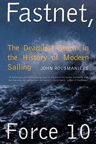 9780393308655: Fastnet, Force 10: The Deadliest Storm in the History of Modern Sailing