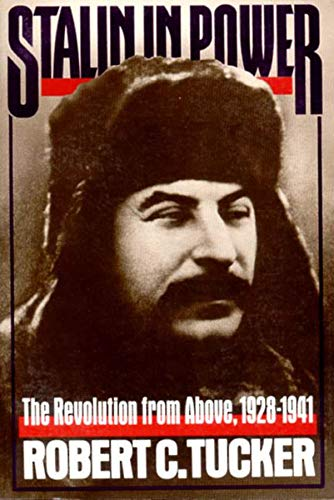 9780393308693: Stalin in Power: The Revolution from Above, 1928-1941: The Revolution from Above, 1929-41