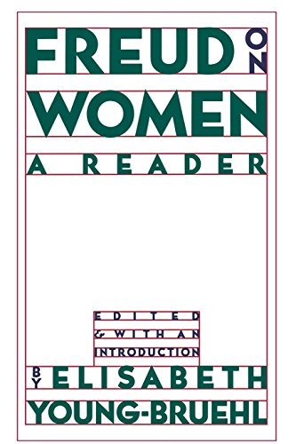 9780393308709: Freud on Women: A Reader
