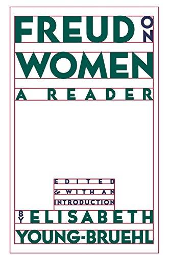 9780393308709: Freud on Women: A Reader