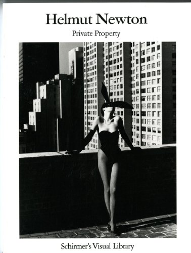 9780393308969: Helmut Newton: Private Property (Schirmer's Visual Library)