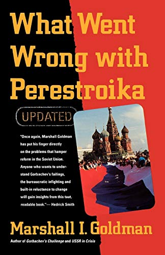 9780393309041: What Went Wrong with Perestroika (Updated)
