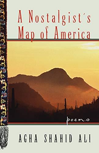 9780393309249: A Nostalgist's Map of America: Poems
