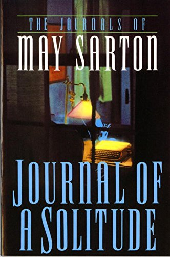 9780393309287: Journal of a Solitude: The Journals of Mary Sarton