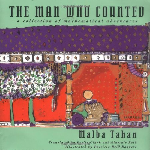 9780393309348: The Man Who Counted: A Collection of Mathematical Adventures