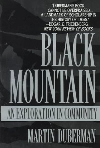 9780393309539: Black Mountain: An Exploration in Community