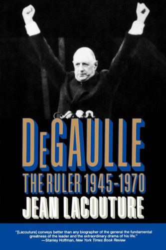 9780393310009: Lacouture: Degaulle: the Ruler 1945-1970 (Pr Only) Vol 2