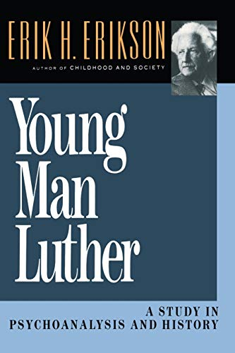 9780393310368: Young Man Luther: A Study in Psychoanalysis and History (Austen Riggs Monograph S)