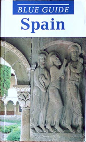 9780393310535: Blue Guide Spain