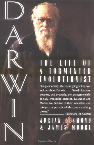 9780393311501: Darwin: The Life of a Tormented Evolutionist