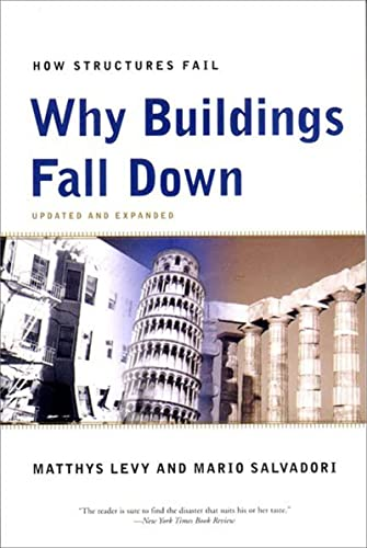 9780393311525: Why Buildings Fall Down: How Structures Fail