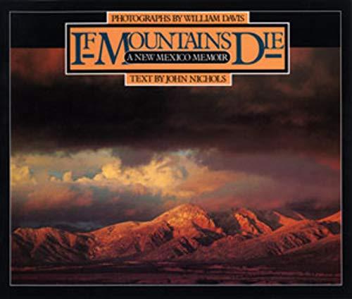 9780393311594: If Mountains Die: A New Mexico Memoir