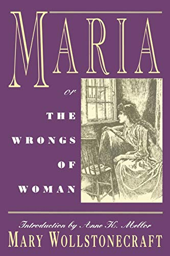 9780393311693: Maria: or, The Wrongs of Woman