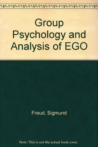 9780393311860: Group Psychology and Analysis of EGO