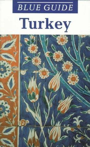 9780393311952: Blue Guide Turkey - The Aegean and Mediterranean Coasts