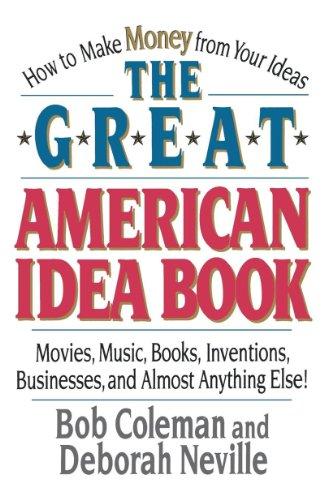 9780393312119: The Great American Idea Book
