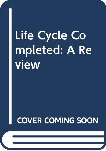9780393312157: The Life Cycle Completed: A Review
