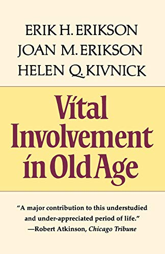 9780393312164: Vital Involvement in Old Age