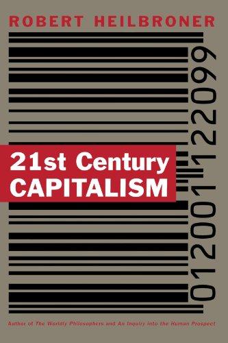 9780393312287: 21st Century Capitalism