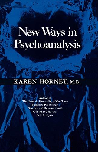9780393312300: New Ways in Psychoanalysis