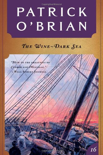 9780393312447: The Wine-Dark Sea (Vol. Book 16) (Aubrey/Maturin Novels)