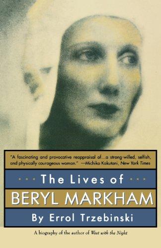9780393312522: The Lives of Beryl Markham