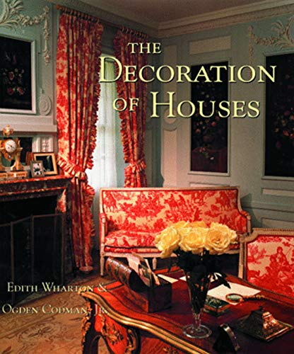9780393312607: The Decoration of Houses (Classical America Series in Art and Architecture)