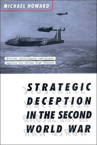 9780393312935: Strategic Deception in the Second World War
