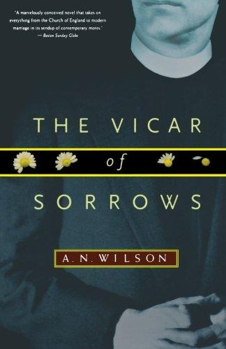 9780393312942: The Vicar of Sorrows: A Novel